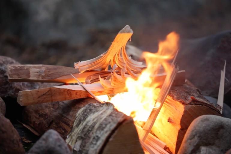 Огонь без спичек